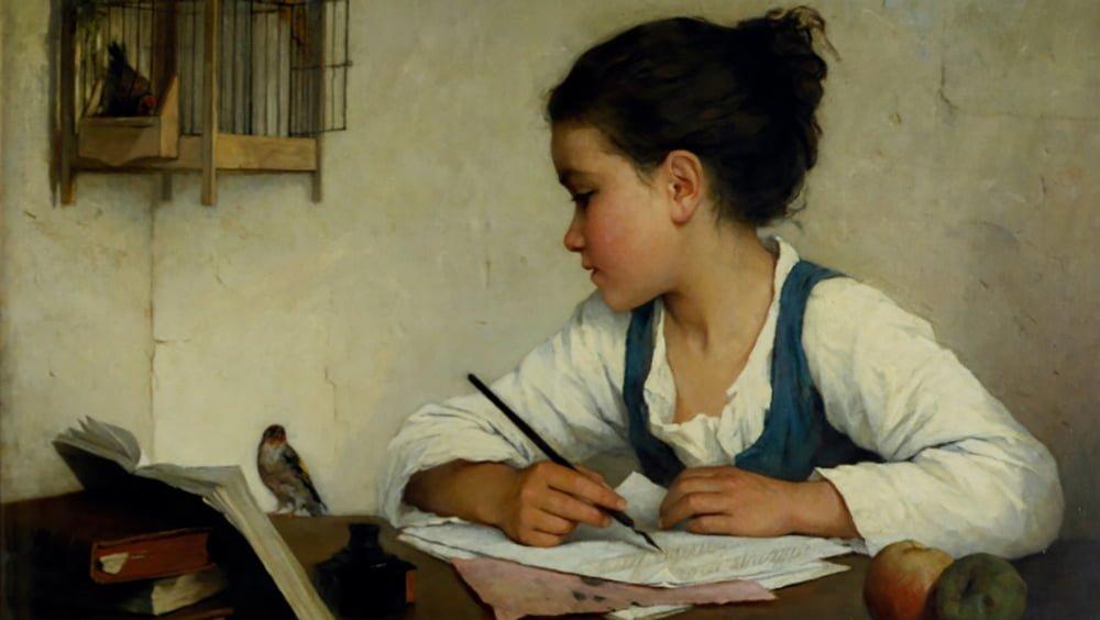 Não há declaração de amor maior do que receber uma carta escrita à mão |  Revista Bula