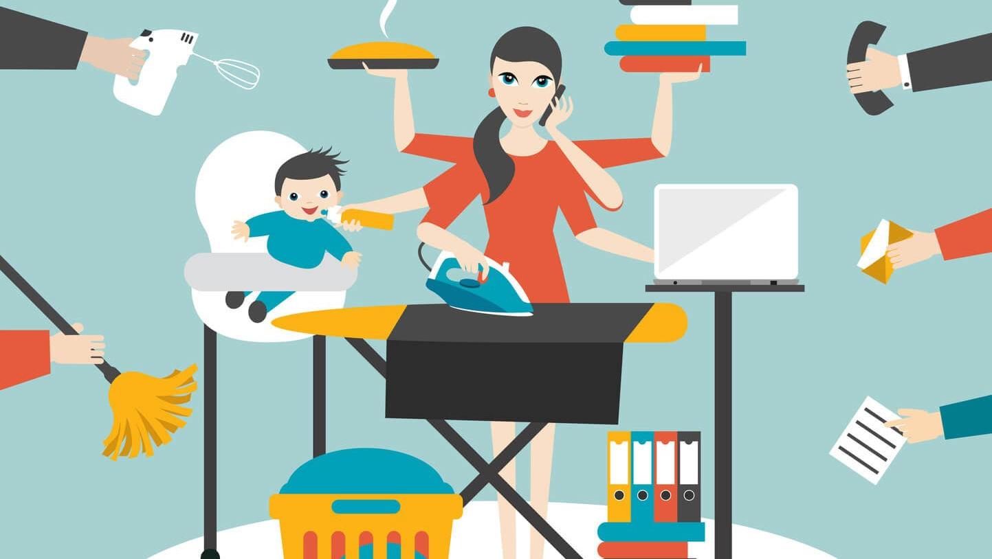 Profissionais, mães, esposas, educadoras, faxineiras! O que mais o confinamento exigirá das mulheres? | Revista Bula